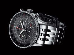 Série limitada de relógios celebra a aviação e a história da Breitling