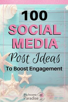 Get 100 Social Media Engagement Post Ideas 100% FREE! Never run out of social media content ideas again! These Social Media engagement post ideas will SKYROCKET your engagement and connect you with your audience on a deeper level. Social Media engagement is really important for your business! #BigIncomeParadise #SocialMediaEngagement #SocialMediaMarketing #SocialMediaMarketingStrategy Social Media Content, Social Media Posts, Social Media Marketing, Instagram Story Ideas, Instagram Tips, Social Media Training, Media Campaign, Social Media Engagement, Marketing Strategies