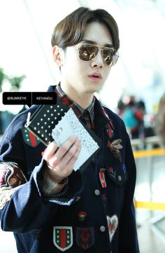 [160405] Key at Incheon International Airport to Japan