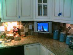 Beautiful Tv Under Cabinet