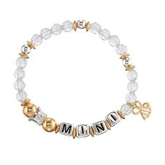Celebrate her with the limited-edition Iconic Mother's Day Collection inspired by Avon's tradition of honoring extraordinary woman.Be just like Mom with the Mini Bee Stretch Bracelet that perfectly matches her Queen Bee Stretch Bracelet. Kids Bracelets, Stretch Bracelets, Mother Day Gifts, Gifts For Mom, Earrings Handmade, Handmade Jewelry, Beaded Necklace, Beaded Bracelets, Girls Jewelry