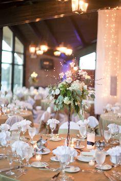 Reception, Flowers & Decor, Real Weddings, Rustic, Lighting, Centerpiece, Elegant, Sophisticated, Wisconsin Real Weddings, wisconsin weddings