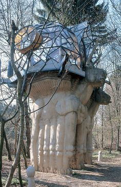 Bruno Weber's Weinrebenpark: a sanctuary for the imagination.