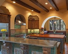 Mexican Kitchen Design   Mexican Style Kitchen Design, Pictures, Remodel, Decor and ...   Kitc ...