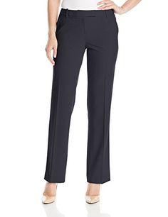 Calvin Klein Women's Madison Pant, Navy, 14 Calvin Klein-$85.99