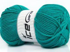 Lund Wool Vert d'eau