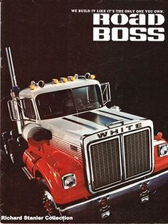 White Road Boss