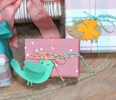etiquettes animaux cadeaux noel