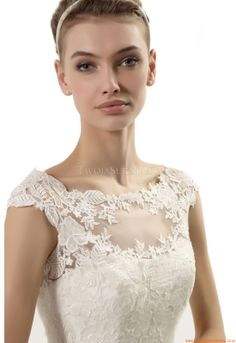 Wedding Dresses Aire Barcelona 123 Yisela Vintage 2014