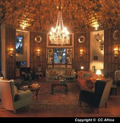 Ngorongoro Crater Lodge - my heart is there