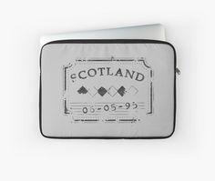 Scotland by bubbliciousart