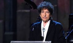 Bob Dylan delivers his Nobel literature prize lecture