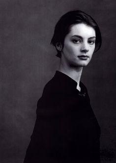 Krizia, Harper,s Bazaar, March 1994 by Annie Leibovitz