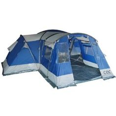 Discovery 10 Person Family Camping Tent Mansion $389