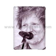 iPad Air Full Body Durable Hard Case Design With Ed Sheeran