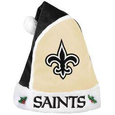 New Orleans Saints Basic Santa Hat