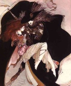 The artwork of Vampire Hunter D is just... wow. Unique and beautiful