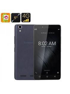 Lenovo K10 Android Smartphone (Black)
