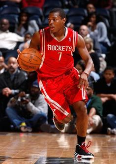One of the best young point guards in the NBA, Kyle Lowry.