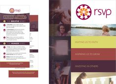 Collateral for RSVP Ministries