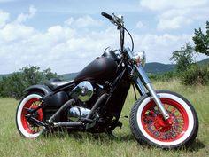 Unique Motorcycle | Readers Rides Hot Bikes 1999 Kawasaki Vulcan 800 Classic Photo 2