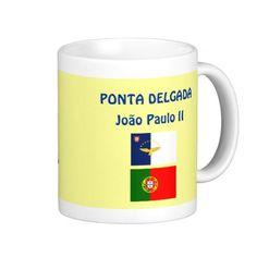 Ponta Delgada* PDL Airport, Azores Mug