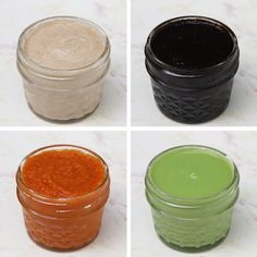 DIY Face Masks 4 Way