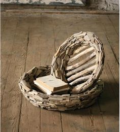 Beautiful driftwood bowls add a natural element anywhere.