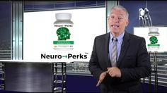 Neuro→Perks - Advanced Brain Nutrition Formula (Dietary Supplement)
