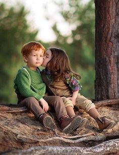 Its soo cute.I can see when we go out for hiking and spending time on the top of the hill.I love you ladoo❤😘❤😘 Cute Baby Couple, Cute Baby Girl Images, Cute Kids Pics, Cute Baby Pictures, Baby Love, Baby Photos, Cute Couples, Cute Babies Photography, Children Photography