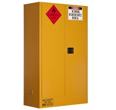 Spacepac Industries provide a wide range of Flammable Liquids Storage Cabinets. is a 160 Litre Flammable Liquids Storage Cabinet design for the storage of flammable or combustible liquids.