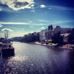 Turku, on the south west coast, is the oldest city in Finland.