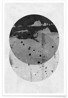 GEOMETRY 3 als Premium Poster von LEEMO | JUNIQE