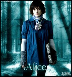 Alice Cullen (Ashley Greene) | Twilight saga