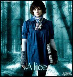 Alice Cullen (Ashley Greene)   Twilight saga