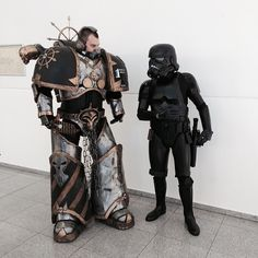Cosplay at #Gamescom2015 [photo by @one4ude]