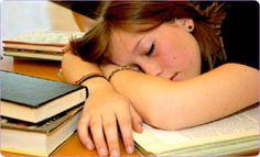 Los #adolescentes y la falta de #sueño