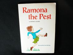 love Ramona and Beverly Cleary