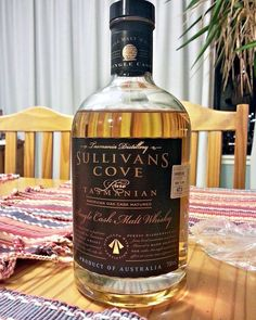 SULLIVANS COVE BOURBON MATURATION: This 7 years old whisky was matured in an American oak ex bourbon cask. It is sweet and malty with oaky and chocolate notes and won the silver award at WSoA 2007.  #whiskey #bourbon #drinks #scotch #scotish #singlemalt #malt #barrel #aged #hedonism #luxury #boytoys #alcohol #cocktails #wine #vodka #beer #cigars #johnniewalker #jackdaniels #chivas #glenmorangie #cognac #style #class #gentleman #instapicture #instalike #cheers #cool by all_about_whisky