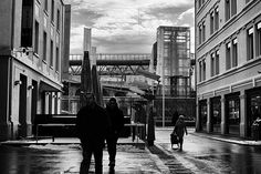 Flon, Place de Europe, Lausanne Lausanne, Street Photography, Street View, Europe, Photoshoot, Places, Photo Shoot, Lugares, Photography
