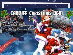 Anime Nippon~Jin - Kagi Nippon He: Cardiff Christmas Big Geek Meet 2015 - Cardiff, En...