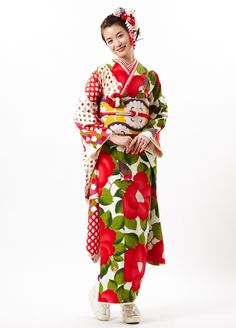 【2013オリジナル振袖】椿ダイヤナ【楽天市場】