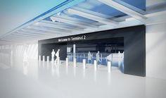 Terminal 2 @ London Heathrow Airport on Behance