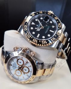 Explore the Rolex number of prestigious, high-precision wrist watches, choose the best combination of style and overall performance. Rolex Watches For Men, Luxury Watches For Men, Men's Watches, Rolex Gmt, Rolex Submariner, Vintage Rolex, Vintage Watches, Vintage Men, Stylish Watches