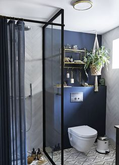 We hope that some small bathroom ideas above can bring you advantages. Actually, a tiny bathroom is okay as long as it can fill your need and you can decorate it beautifully. Tub Shower Combo, Shower Tub, Bathroom Inspo, Bathroom Inspiration, Cozy Bathroom, Bathroom Ideas, Small Bathroom Storage, Small Bathrooms, Bad Inspiration