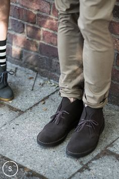 We're celebrating 65 years of the iconic Clarks desert boot. See the collection on SHOES.COM.