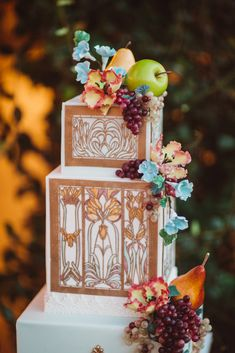 A French Art Nouveau Wedding Styled Shoot inspired by Alphonse Mucha - UK Wedding Blog - Plans and Presents Wedding Art, Wedding Blog, Wedding Styles, Wedding Stuff, Dream Wedding, Wedding Ideas, Wedding Reception Decorations, Wedding Venues, Wedding Cakes With Flowers