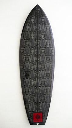 Surfboard #surf #surfart | Discover Board Artist interviews on www.thedailyboard.co