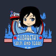 Sales y lágrimas de Elizabeth