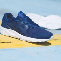 size 40 154ae a89a1 Chaussures Gel-Kayano Trainer Evo Indigo Blue